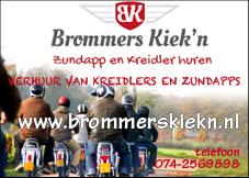 Brommers2 kiek'n
